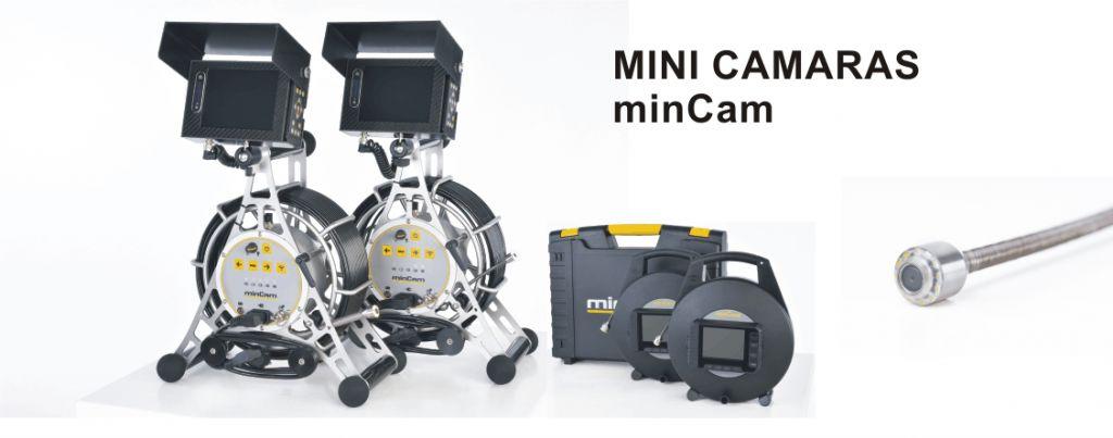 Mini cámaras minCam